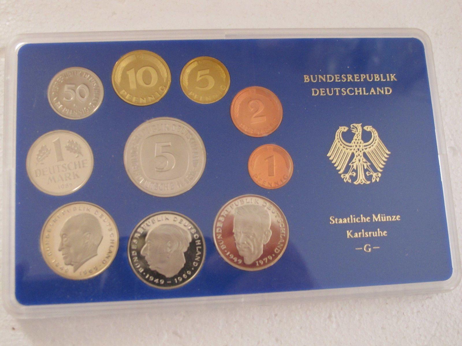 Münzen Brd Satzsparen25com Sparen25de Sparen25info