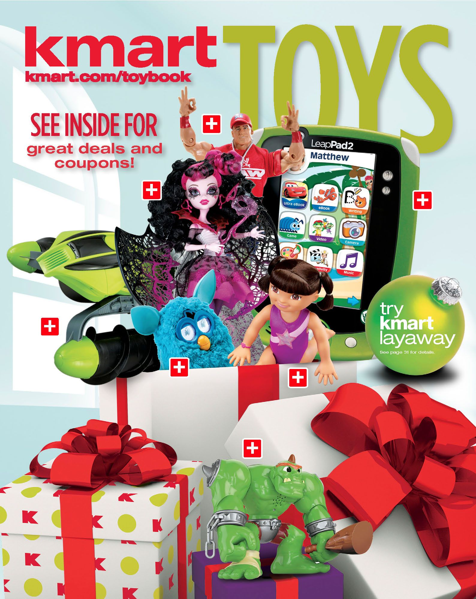 Kmart Christmas Toy Book 2020 Kmart Toy Book 2012   Black Friday | Christmas books, Toy catalogs