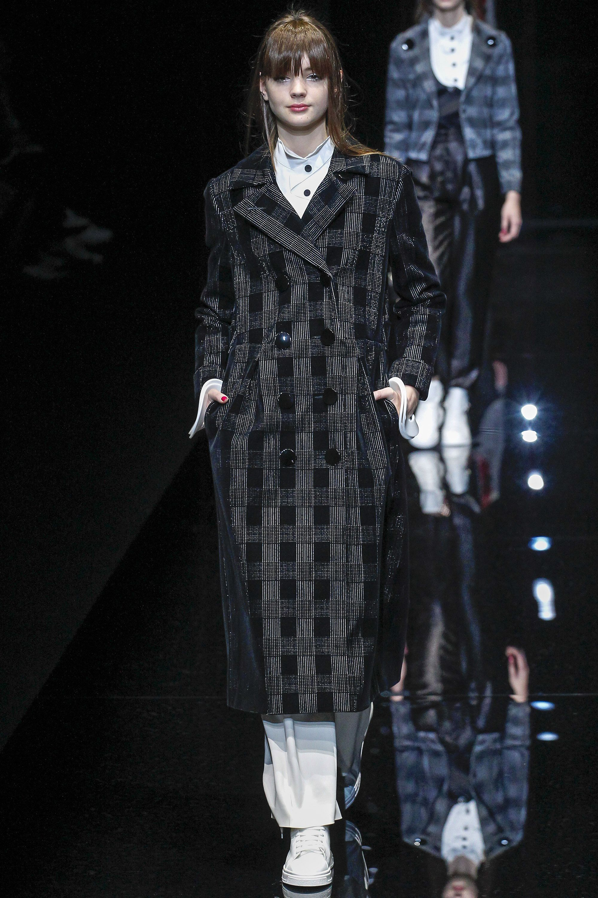 99112736be5d Emporio Armani Collection Autumn Winter 2017 Ready to Wear Collection