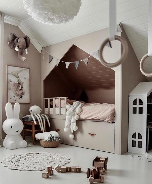 Bedding and toys - ooh noo