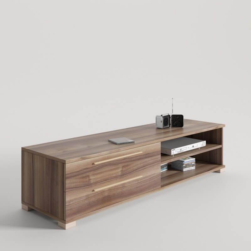 Mueble Moderno de Televisión este multifuncional mueble para TV la
