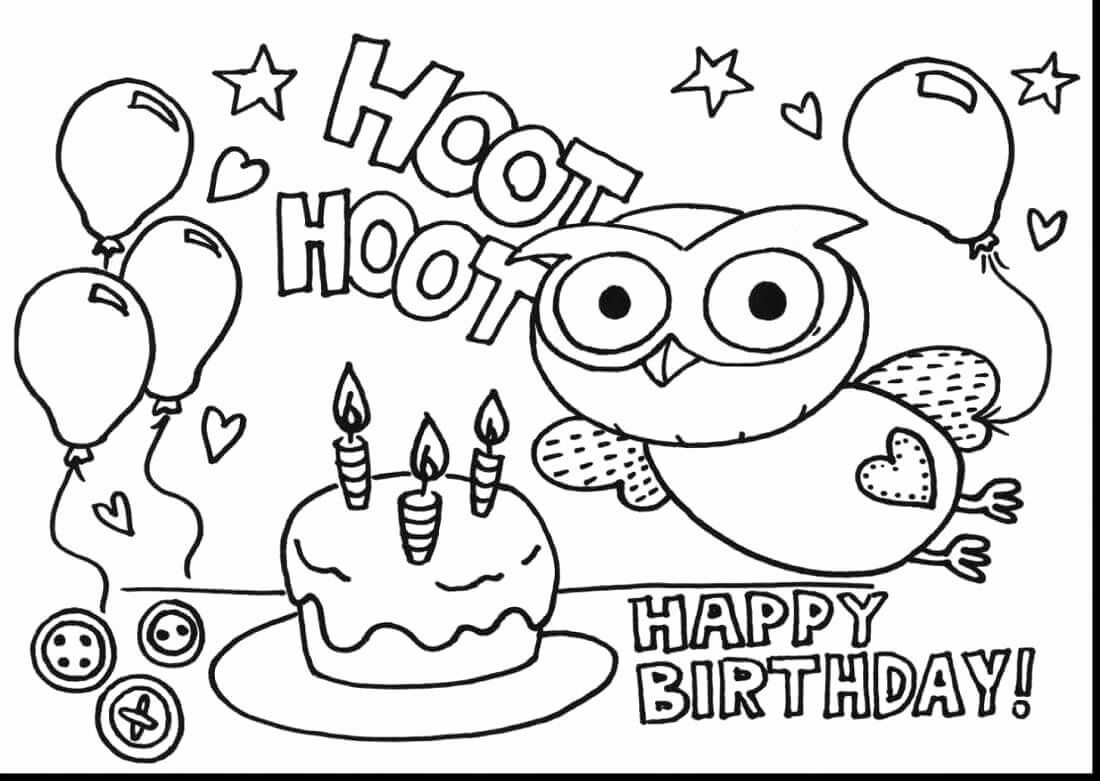 Mothers Day Coloring Sheets Cards Lovely 25 Free Printable Happy Birthday Coloring Pages Happy Birthday Coloring Pages Mom Coloring Pages Birthday Coloring Pages
