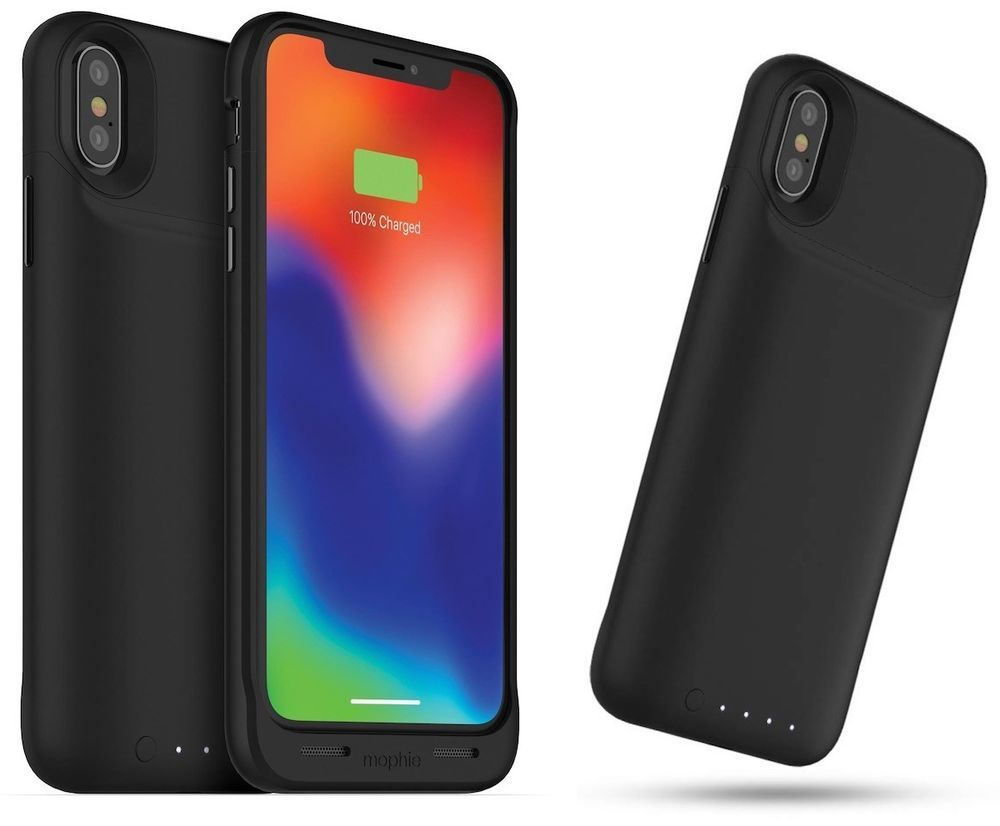 Mophie juice pack air for iphone x xs battery case works