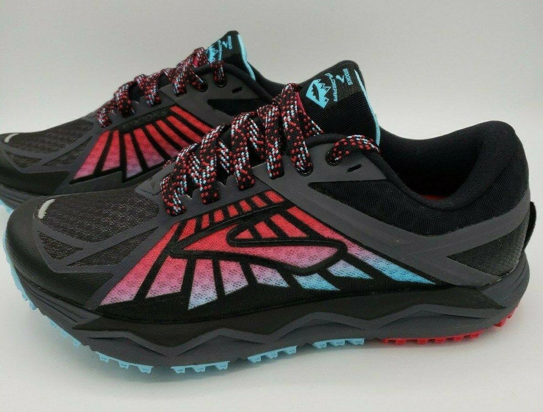 Black Women Trail Running Shoes