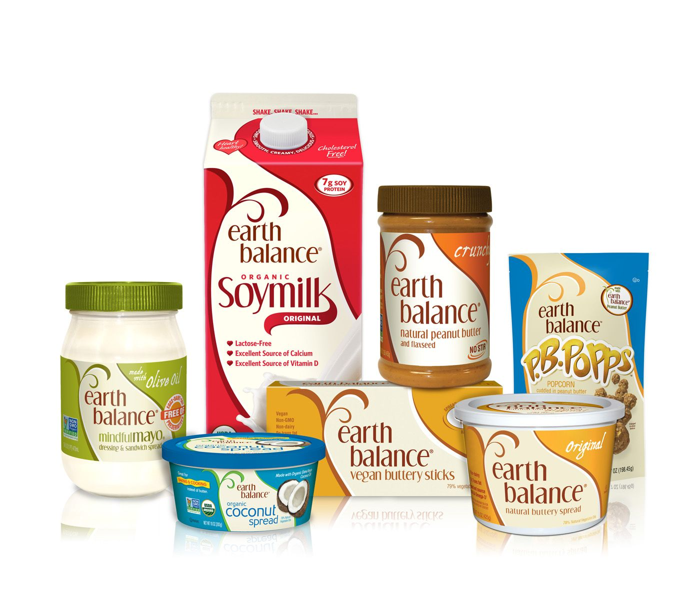 Save $1.00 off ANY (1) Earth Balance Product Coupon!