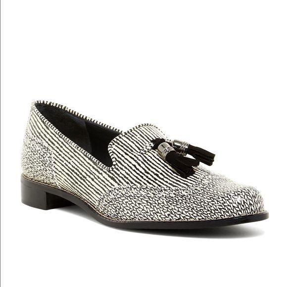 Stuart weitzman leather shoes! brand new! Stuart Weitzman Shoes Flats & Loafers