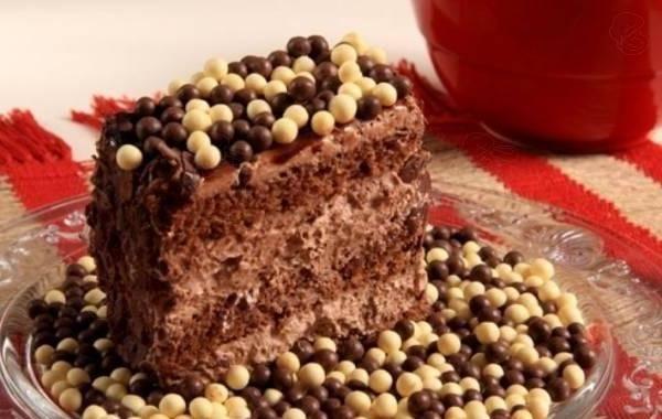 Torta Trufada