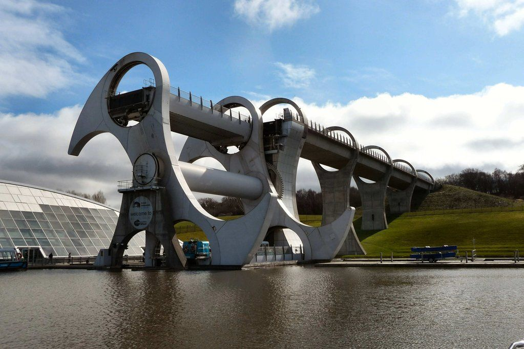 An engineering dream, so robust, yet delicate and awe inspiring.