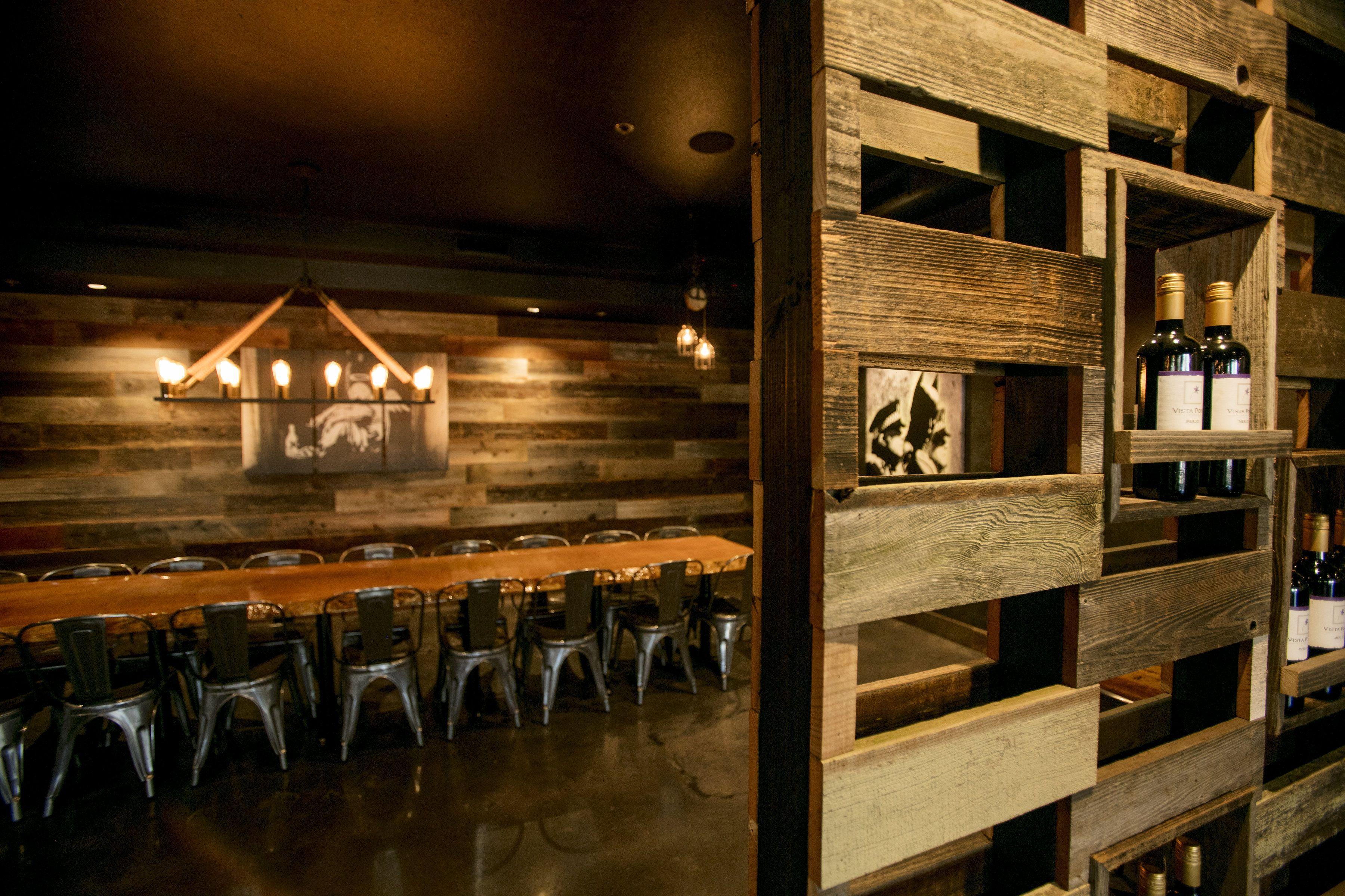 Viridian Reclaimed Wood Portland Oregon Good Neighbor Paneling Neptune  Oyster Bar Boston Massachusetts