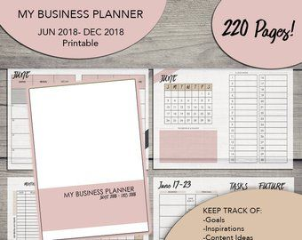 Planners, Personalized Planners, Custom Planners | Purple Trail