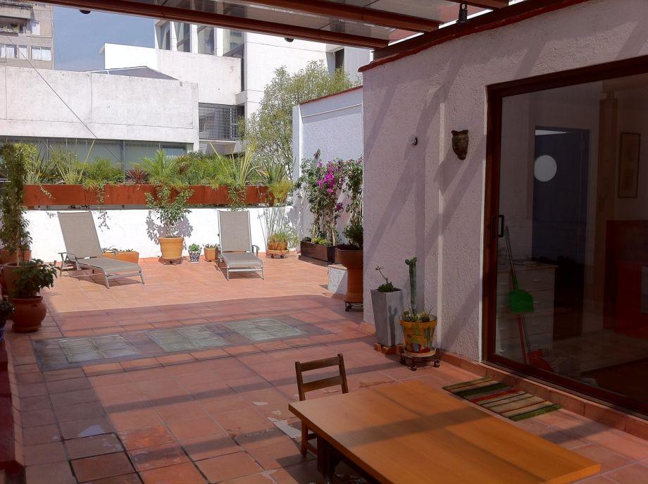 Azoteas terrazas buscar con google roof garden for Toldos para terrazas en azoteas