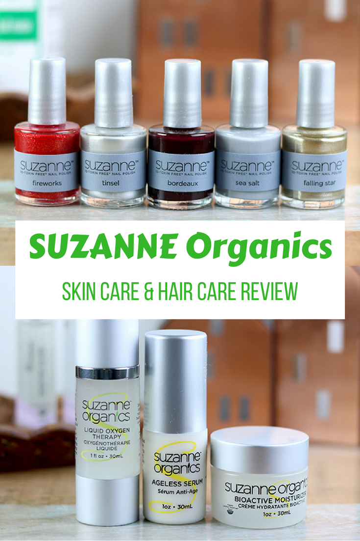 Suzanne Somers Organics Review Suzanne somers, Natural