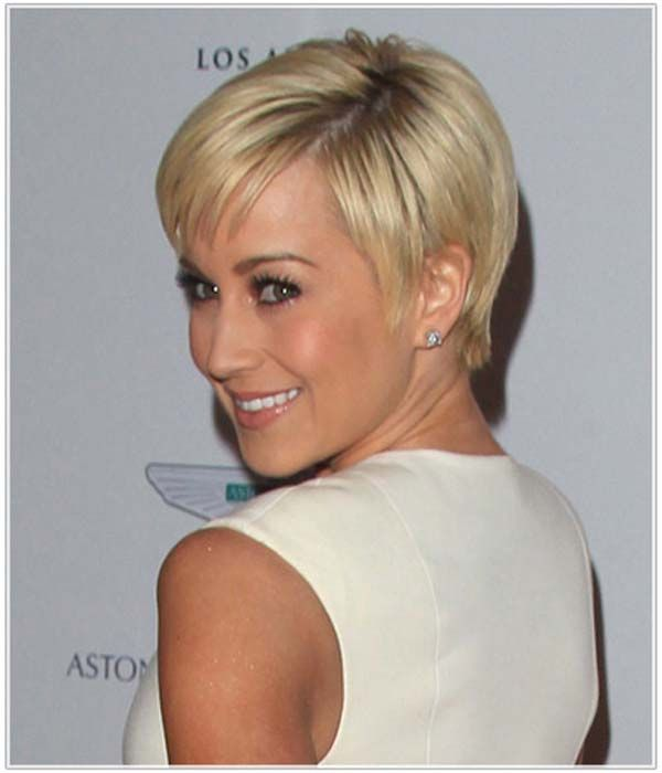 Newest Short Hairstyles | hairstyĺes | Pinterest | Short hairstyle ...