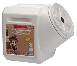 Homebrew Finds 60 LB Stackable Airtight Container for Grain Storage - $40.59 Shipped  sc 1 st  Pinterest & Homebrew Finds: 60 LB Stackable Airtight Container for Grain ...