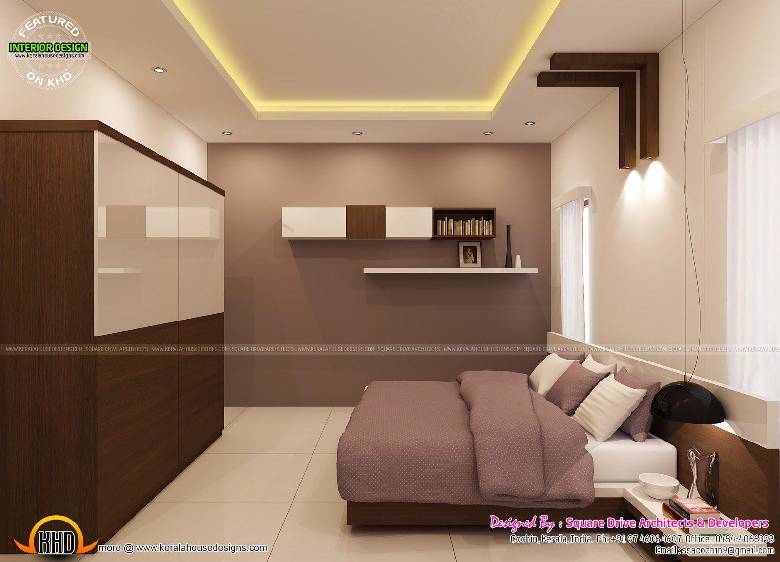 Bedroom Interior Decoration Kerala Home Best Home Interior Design Interior Design Bathroom Interior Design
