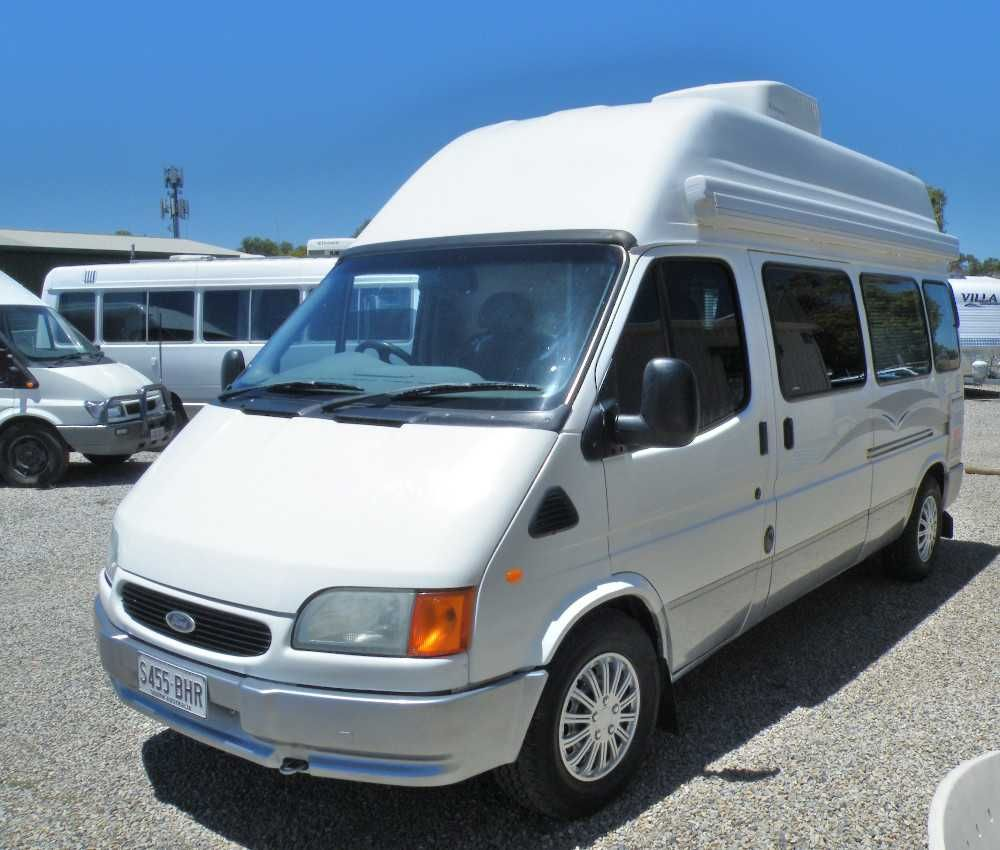 Ford Transit Tubo Diesel Automatic 196 920kms On Clock Built