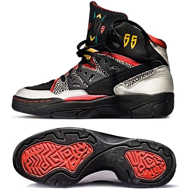 d1cfe0dcc3b What Do You Think Of Dikembe Mutombo s Signature Shoe