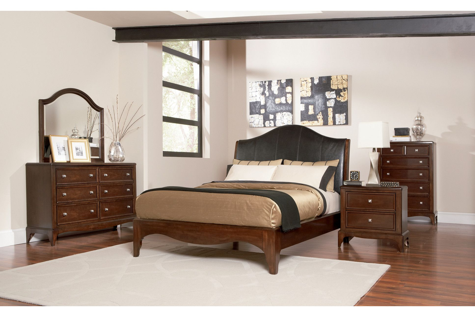 Genial Eztia Lovinelli 9 Piece Bedroom Set