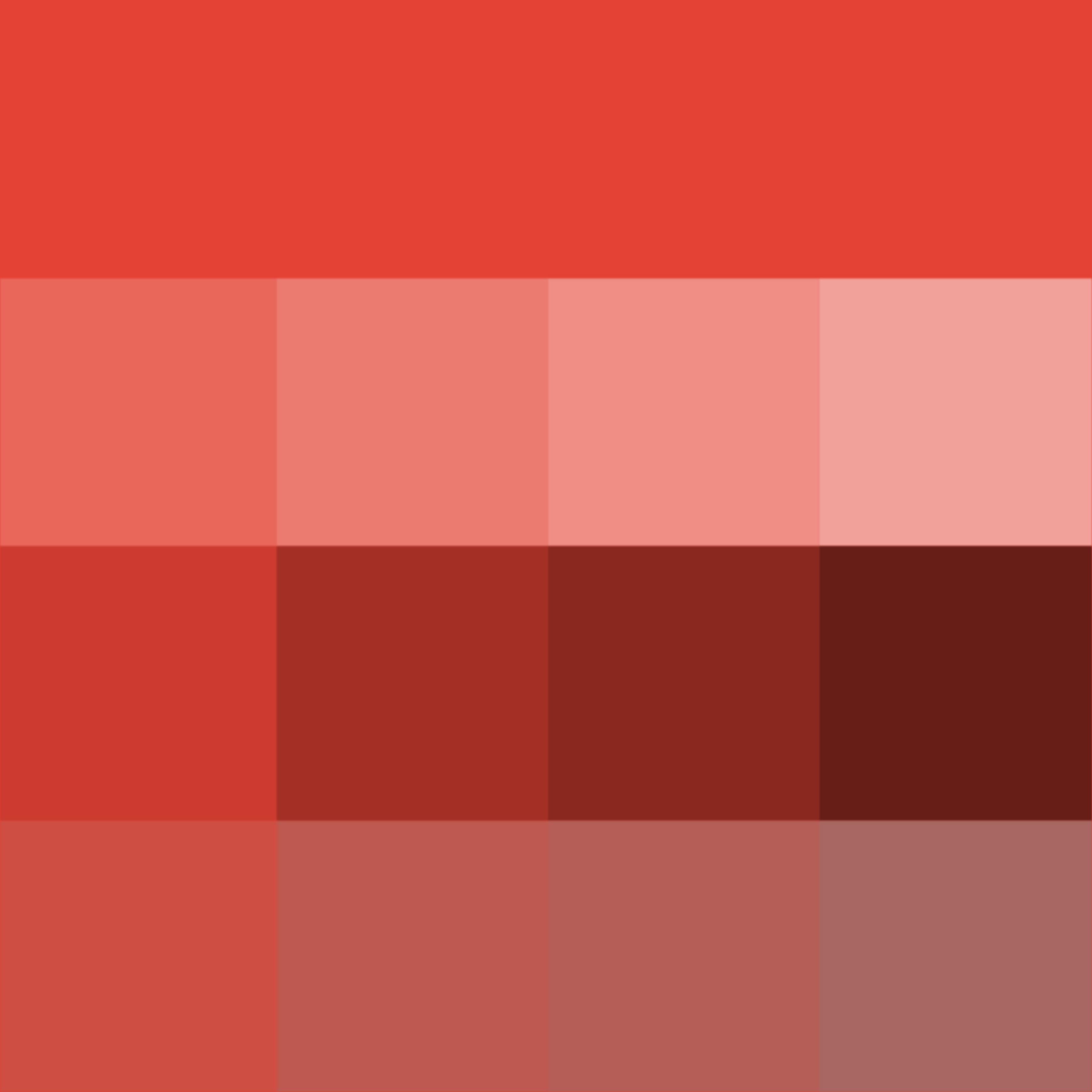 #Vermillion Hue, Tints, Shades & Tones (Hue) ( Pure Color