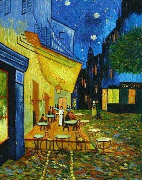 Old Street Painting By Vincent Van Gogh Van Gogh Art Vincent Van Gogh Paintings Van Gogh Paintings
