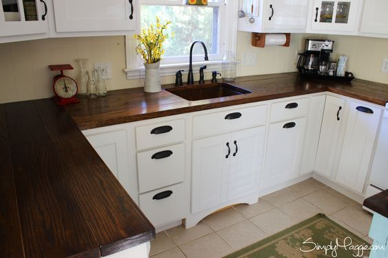 Attrayant Remodelaholic | DIY Butcher Block U0026 Wood Countertop Reviews