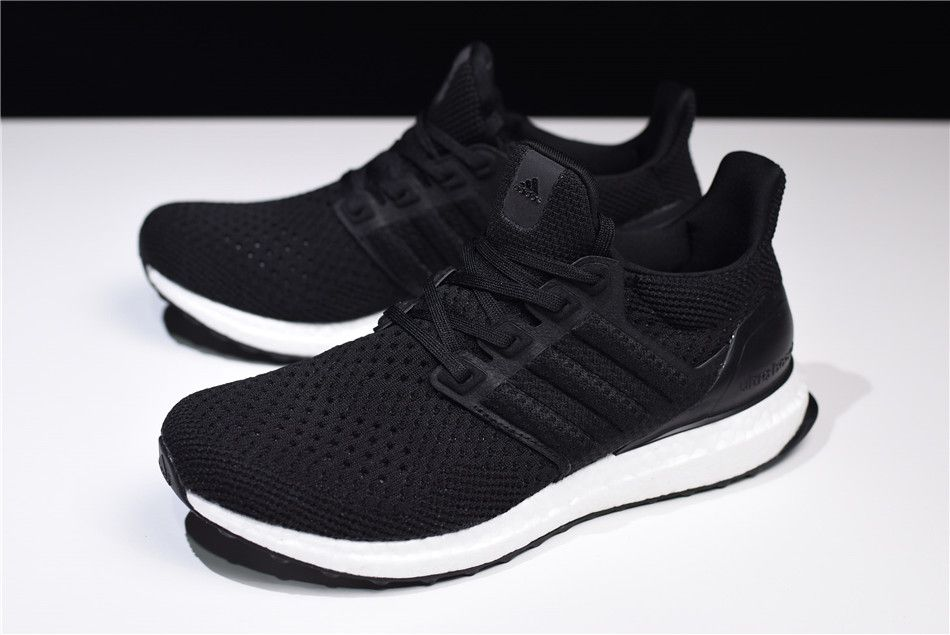 2f71a754e New adidas Ultra Boost UB4.0 Hollow Black White BY6166 in 2019