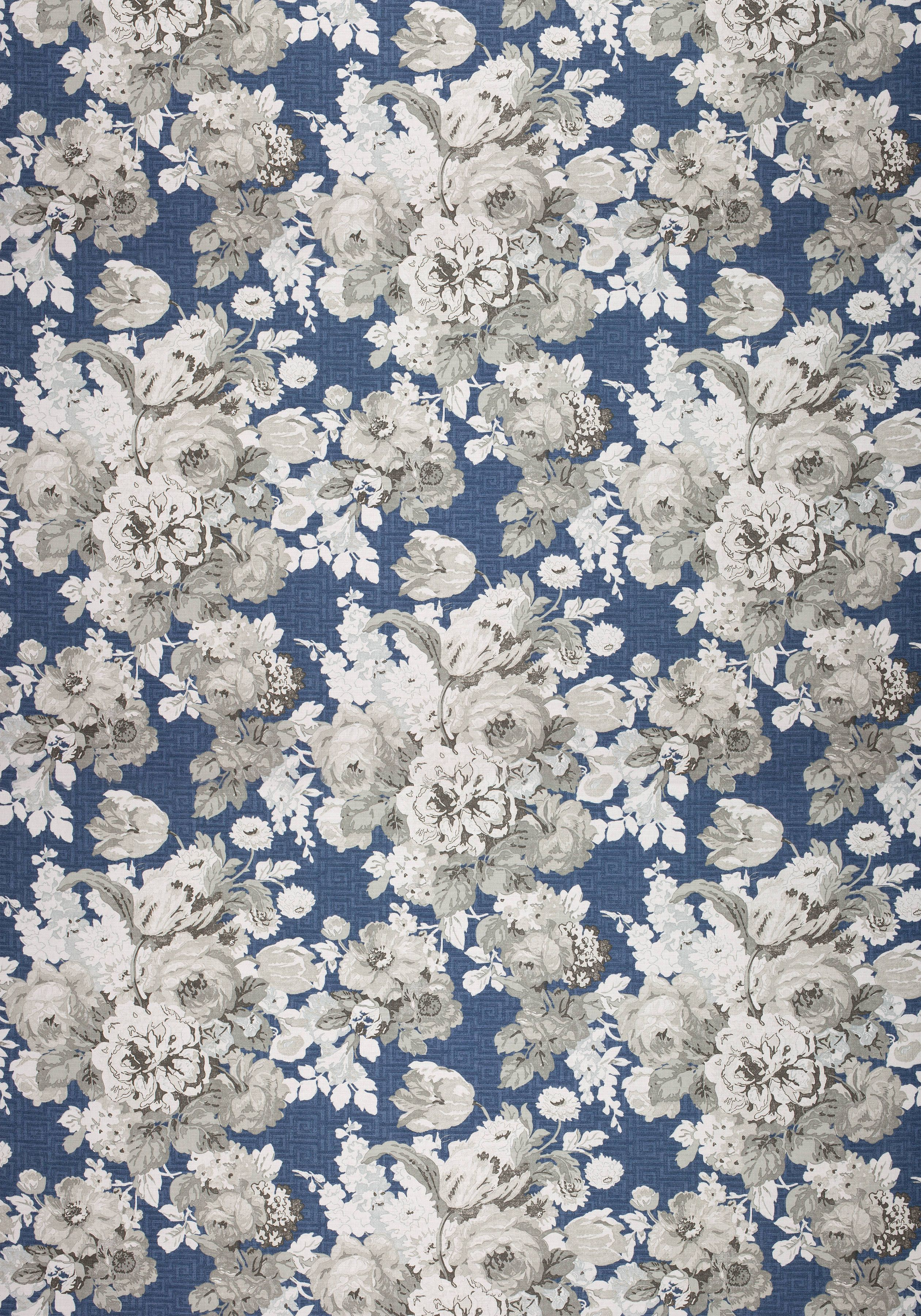 WILD FLORAL, Navy, AF26131, Collection Symphony from Anna
