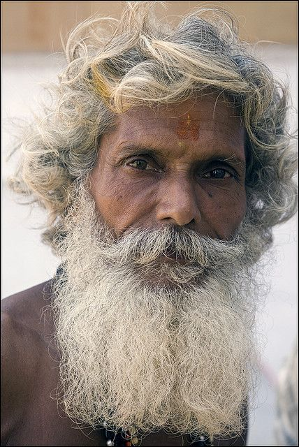 Многообразие Индии в лицах: интересные типажи   Лицо ...