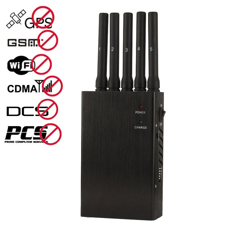 3g 4g wifi mobile phone signal jammer - phone signal jammer project
