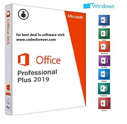 Ms Office 2019 Professional Plus Licencia Minorista Licencia De Por Vida La Información De Licencia Y El Número Microsoft Windows Activar Office Microsoft