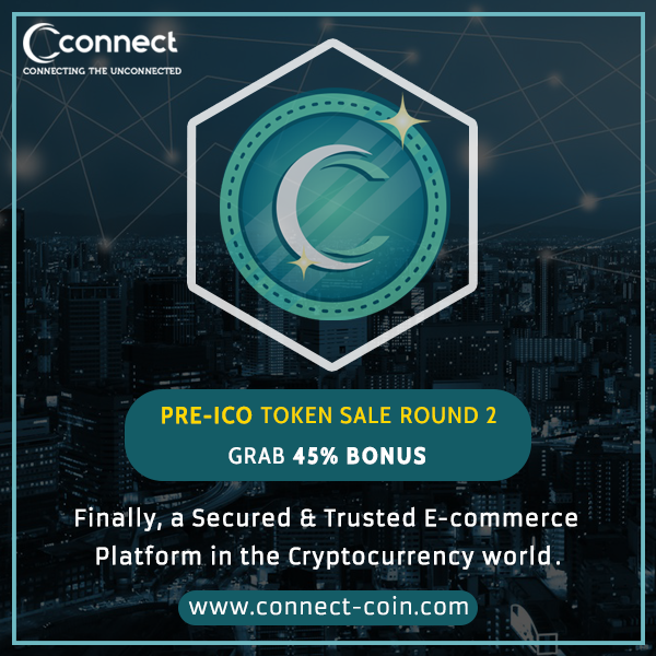 ConnectCoin: A Secured & Trusted E-commerce Platform in the