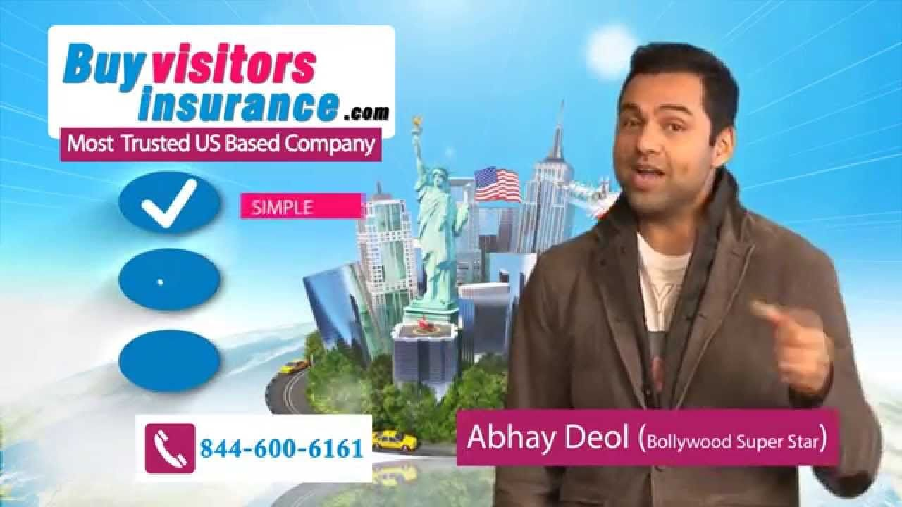 Looking for visit to USA? Inbound USA insurance travel ...