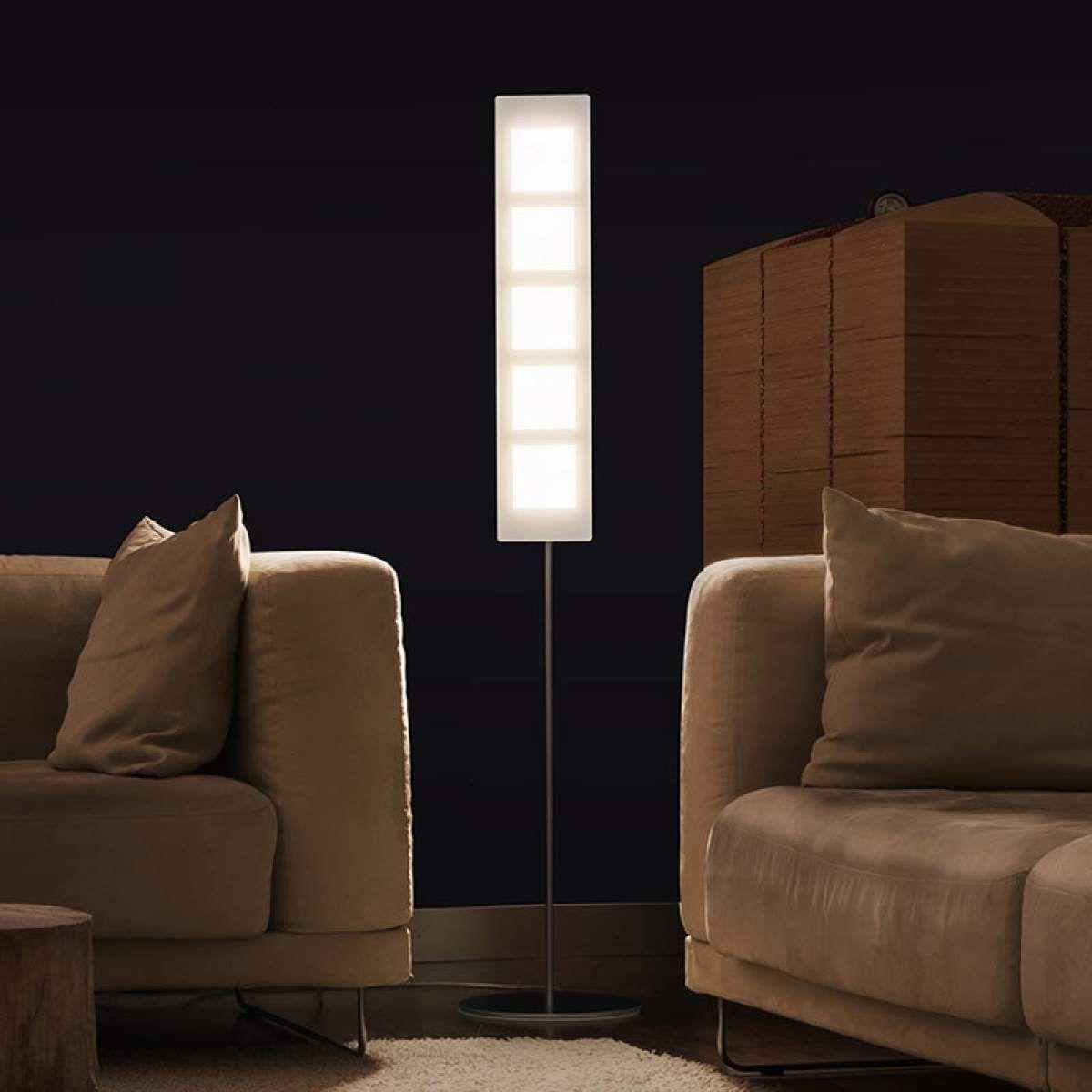 Moderne Oled Leuchten Omled One F5 Von Omled Weiss Stehlampe Weiss
