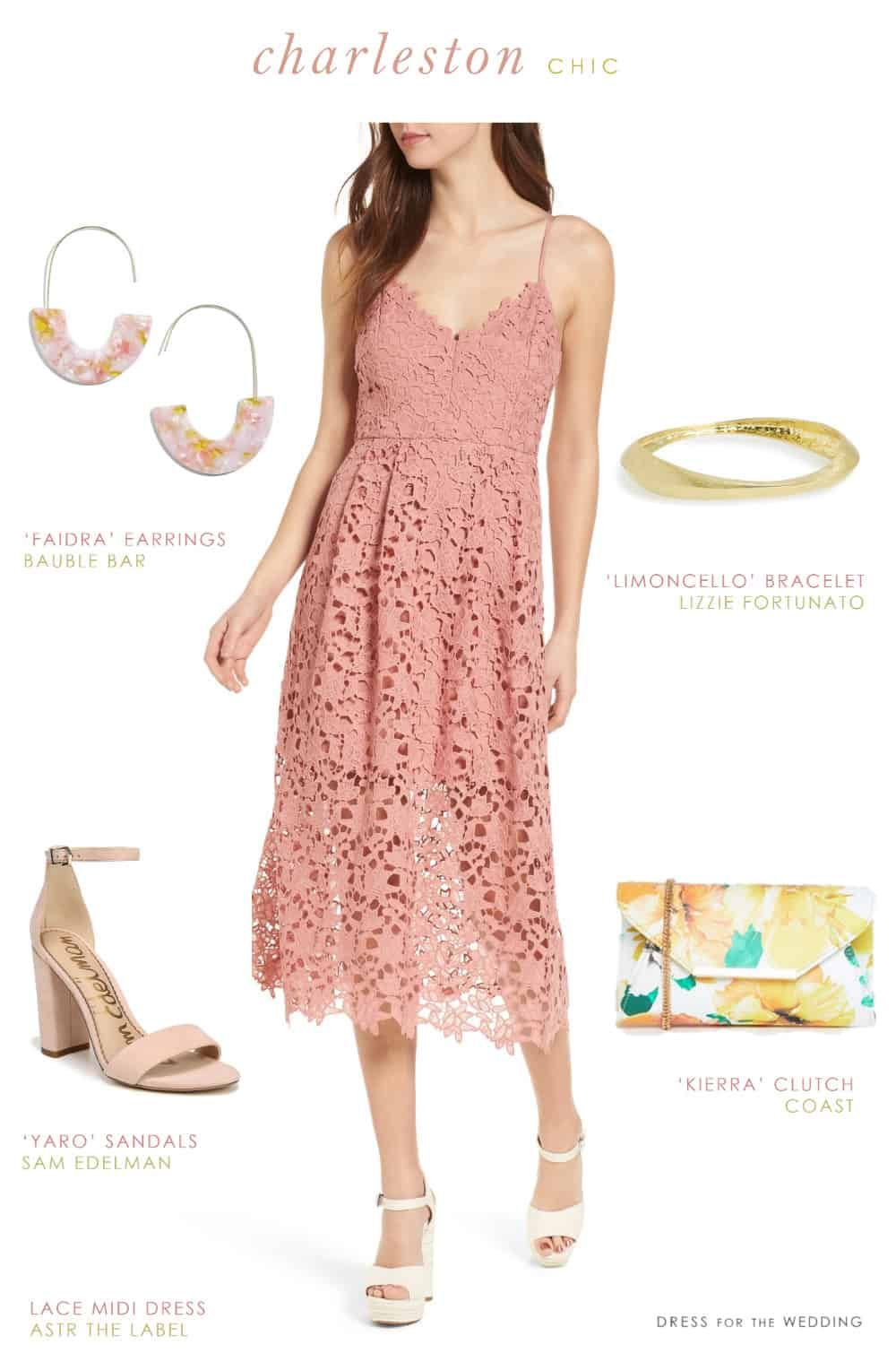 What to Wear to a Charleston Wedding | Wedding Guest Dresses ...
