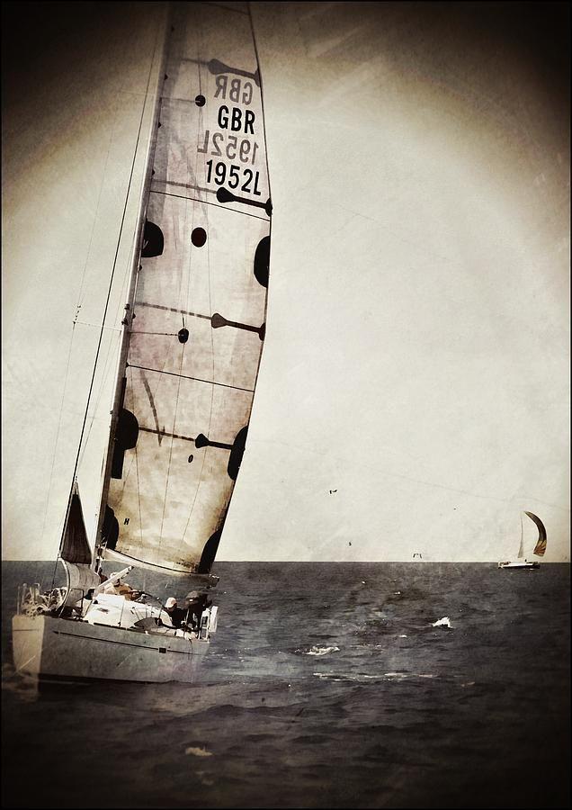 Sailing Boat Nautical 5 Photograph by Jean Francois Gil