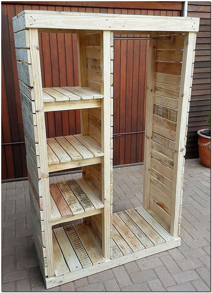 30 Top Pallet Wood Projects You Can Make at Home 16