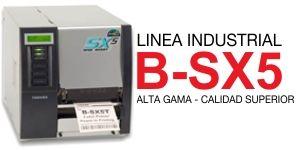 Impresora de etiquetas B-SX5T
