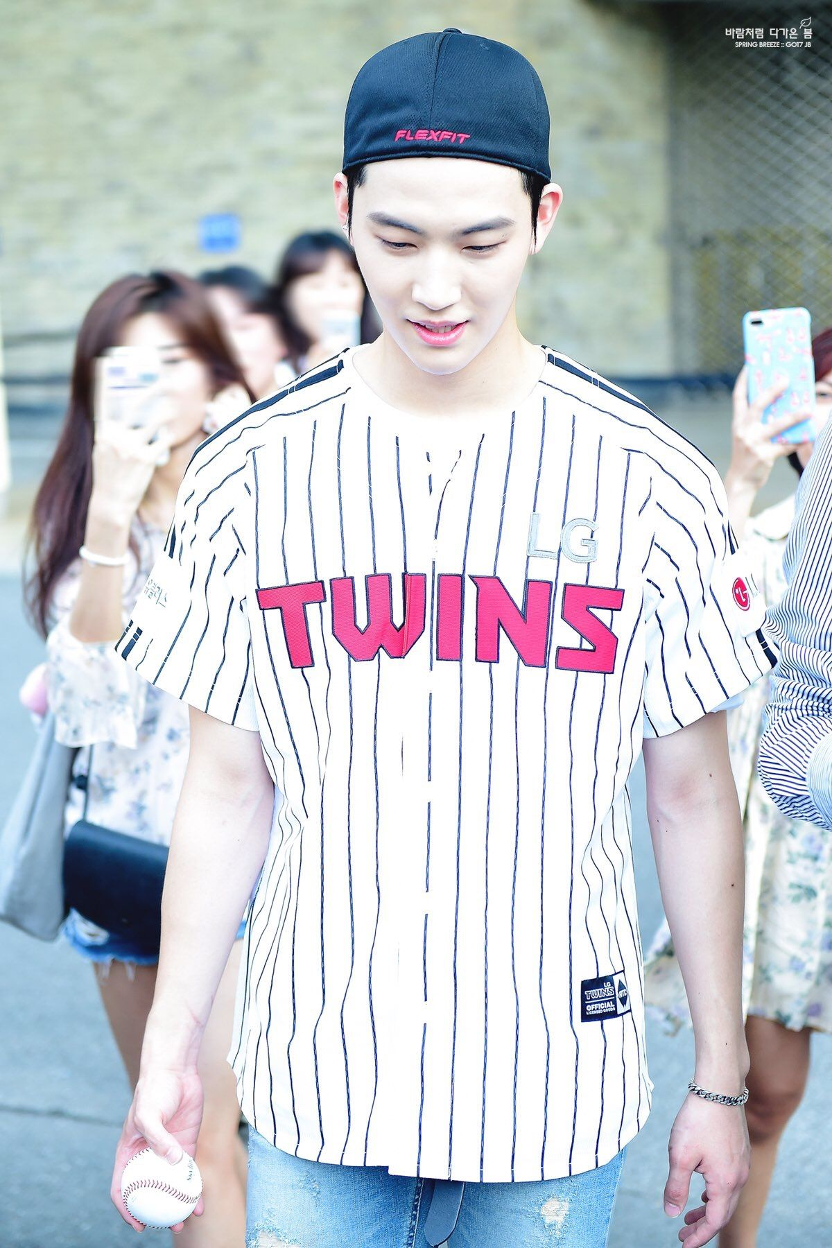 Got7 JB | JB's ideal type is a cute girl who catches his attention