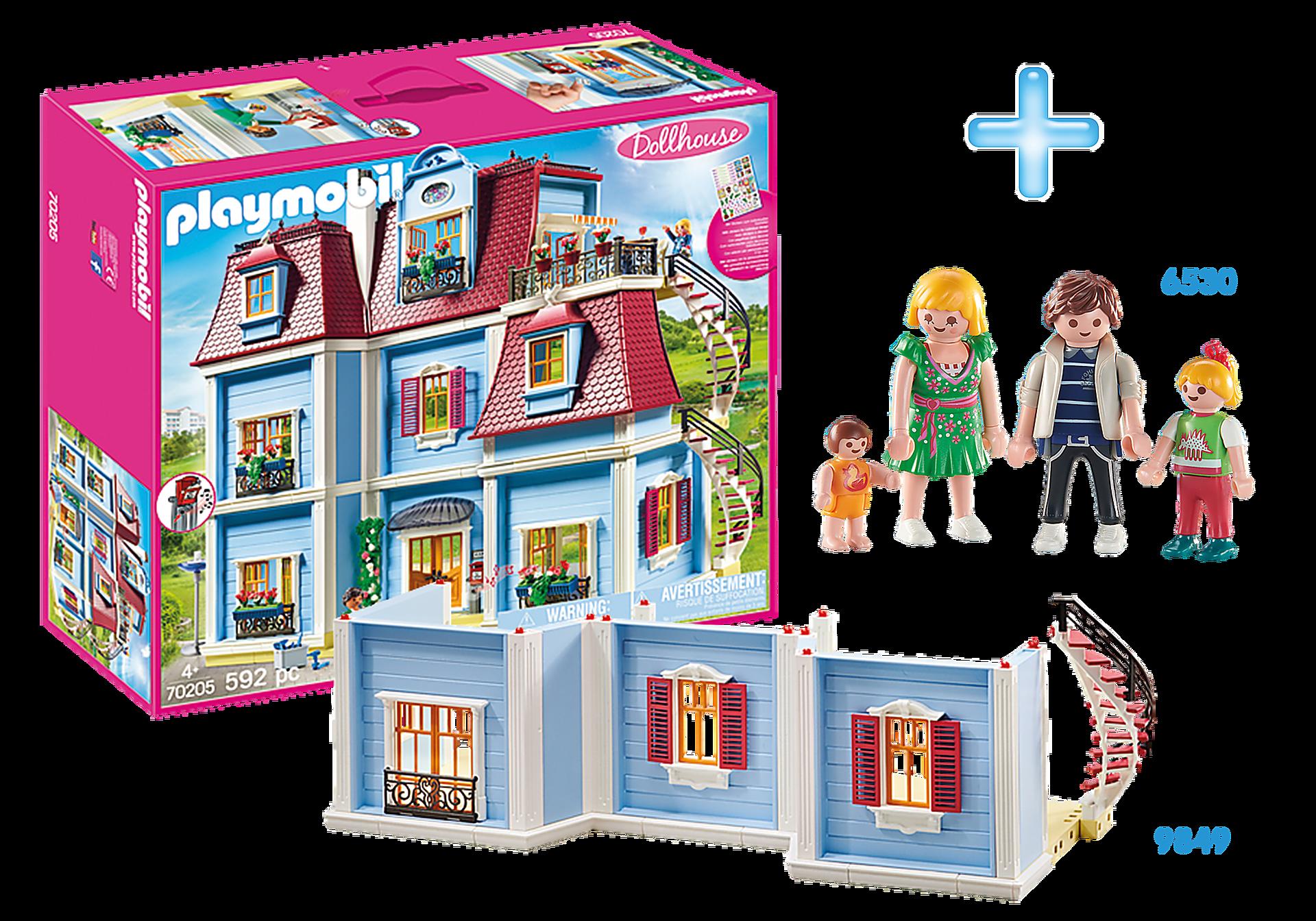 Bundle Puppenhaus Ii Pm1911e Playmobil Deutschland Playmobil Puppenhaus Playmobil Haus