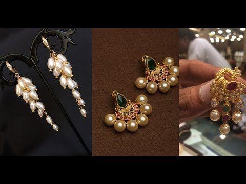 DIY || how to make designer silk thread bridal jhumka earrings at ...
