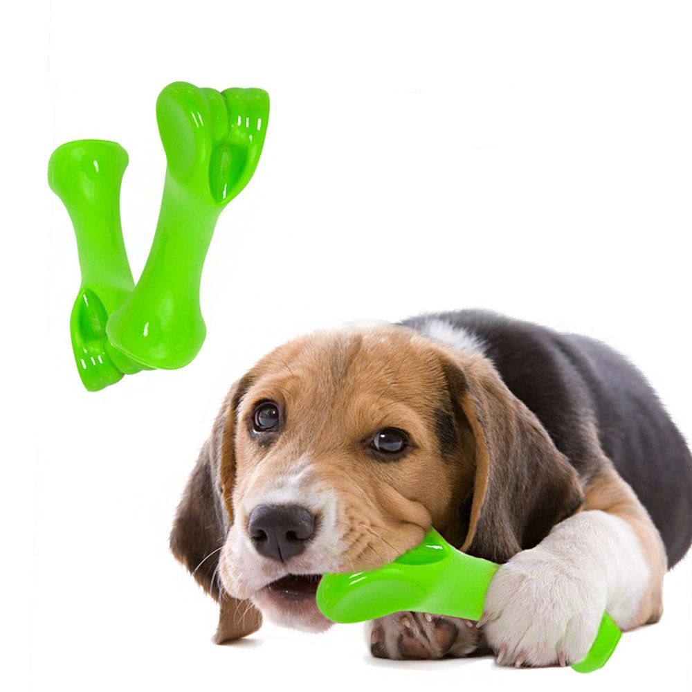 Puppy Toys Dog Chew Bone Dog Toys For Aggressive Chewers Small