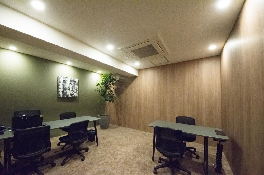 オフィスデザイン実績 お客様に温かみや安心感を感じさせる 心地よい