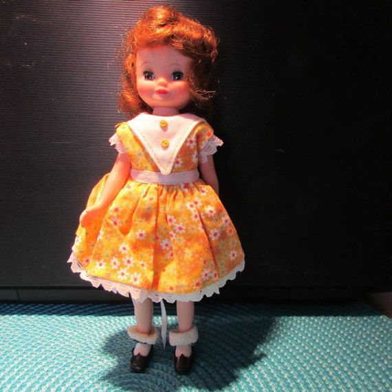Betsy McCall Doll by TripleMAntiques on Etsy