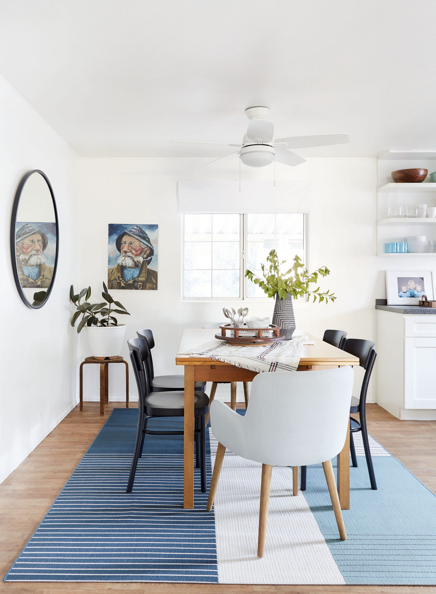 The Best Dining Room Rugs Are Flat Weaves Elegant Dining Room