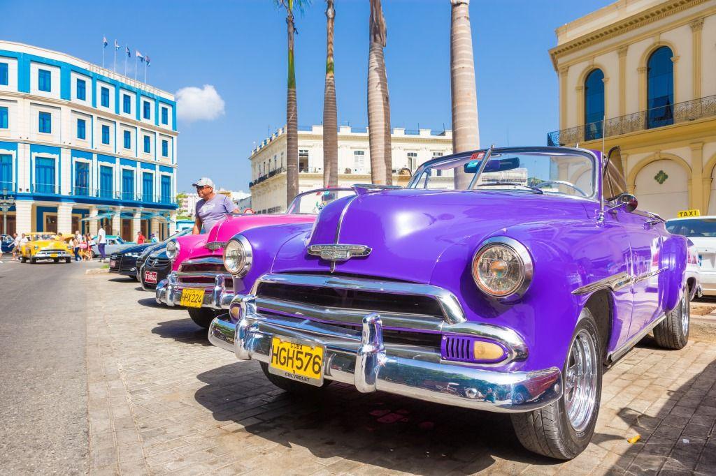 Classic Chevrolet in Havana, Cuba jigsaw puzzle | Classic ...