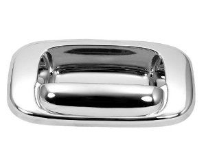 Triple Chrome Tailgate Handle Cover Trims Kits Brand New For 99 06 Chevy Silverado 99 06 Gmc Sierra 1999 2000 2001 2002 20 Chevy Silverado Gmc Sierra Silverado