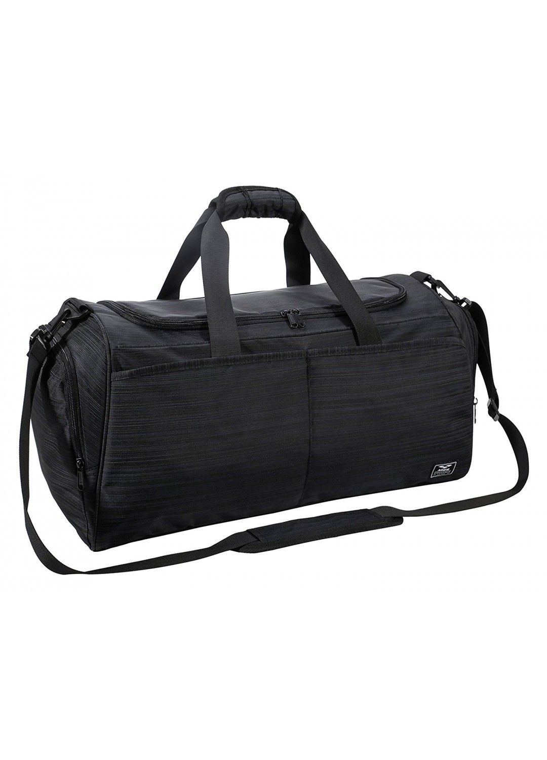 MIER Gym Bag for Women and Men Sports Duffle with shoe Compartment ... 0ca99209d7cf1