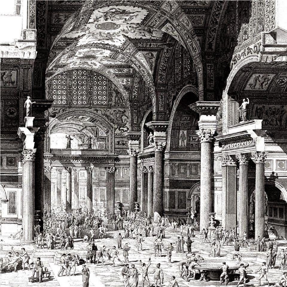 Roman Architecture: Algargos, Arte E Historia: LA BASÍLICA DE MAJENCIO Y