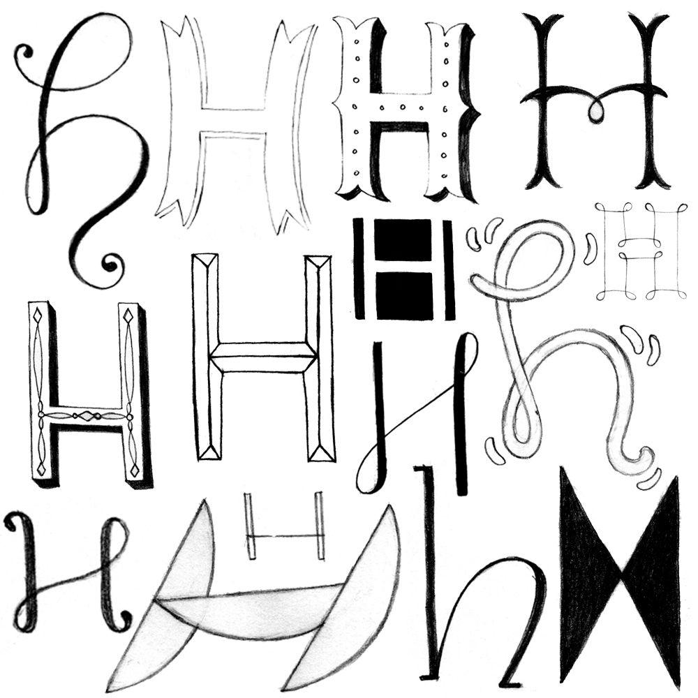 H by abi hall papel pinterest hall fonts and doodles h by abi hall altavistaventures Choice Image