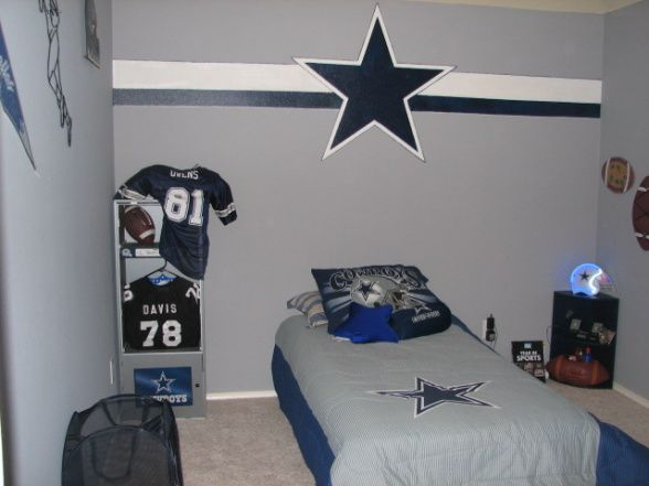 Dallas Cowboys Bedroom Kids